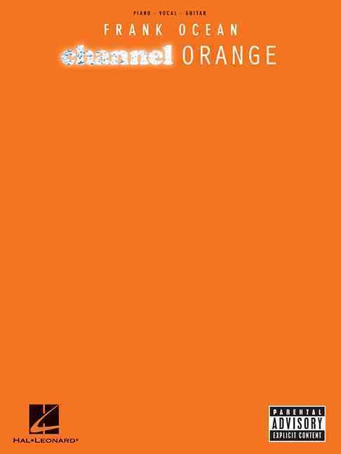 Frank Ocean - Channel Orange By Ocean, Frank (CRT)